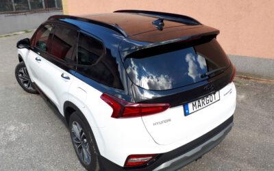 Hyundai Santa FE – Czarny połysk